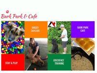 THE BARK PARK CAFE
