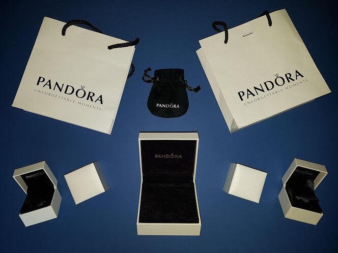 5a666e79c10b Genuine Pandora Gift Bags