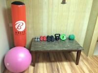 Fitness Equipment Package