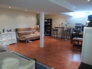 Basement for rent in Aurora