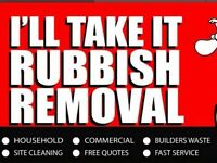 ALL RUBBISH/WASTE REMOVED SAMEDAY SERVICE AVAILABLE ANYWASTE ANYTIME CHEAPER THAN A SKIP 07787097993