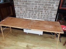 Folding Wallpaper Pasting Table