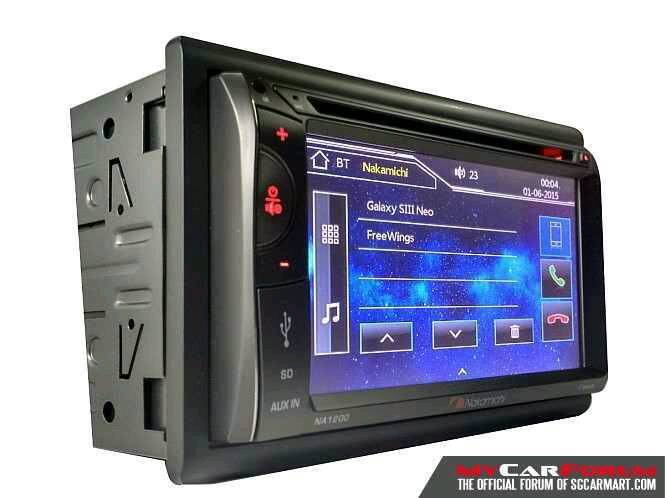 """Double din 6.2"""" DVD Bluetooth stereo"""