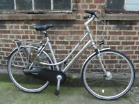 Ladies GIANT dutch bike for tall person - SHIMANO NEXUS 7 speed, size 22in - Welcome for test ride