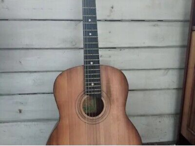 acoustic guitar, used