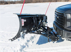 Snow Plow for Small Truck