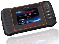 iCarsoft Handheld Vauxhall Diagnostics OP II, Covers Engine,ABS,Airbag,Service,Transmission etc