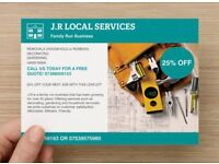J.R PROFESSIONAL DRIVEWAY, PATIO AND JET CLEANING SERVICES. BIRMINGHAM AND WAWRICKSHIRE