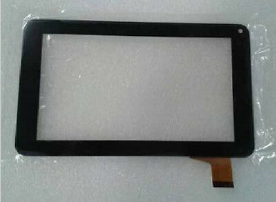 New Touch Screen Digitizer glass For  7 inch RCA Mercury RCT6672W23 FU9 186*111