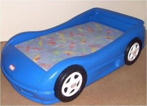 Vente rapide lit twin little tikes voiture