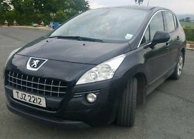 Clean 2012 Peugeot 3008 For Sale - Very Low Miles