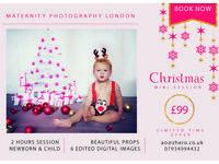 Christmas Photoshoot - Mini session