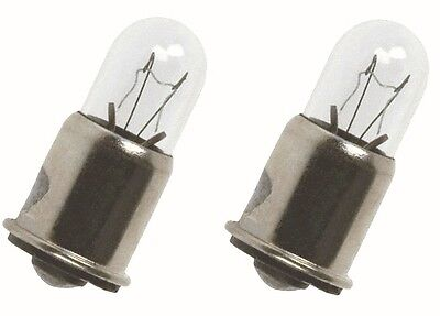 2 Replacement Bulbs / Lamps for Tel-Ray Morley Pedals