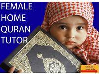 Female Quran Teacher (Authentic Tajweed) + Fun Activities