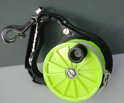 Scuba diving WRECK-SMB reel BEAVER dive gear kit NEW buoy GROUND line DELAYED !!