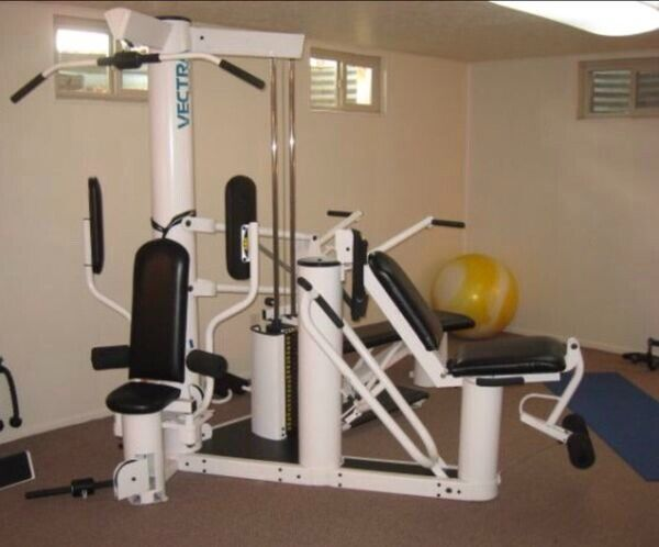 Vectra on line 1800 family gym