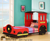 we have a super cool kids bed selection likes train beds,car bed