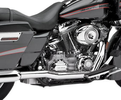 - Cobra True Dual Header Pipes #6251 Harley Davidson