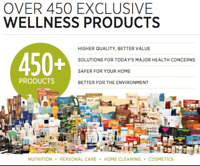 MELALEUCA WELLNESS PRODUCTS FOR LIFE