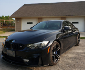 600HP 2016 BMW M4 Carbon package