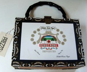Cigar Box Purse Romeo Roma by Prezzo London Ontario image 3