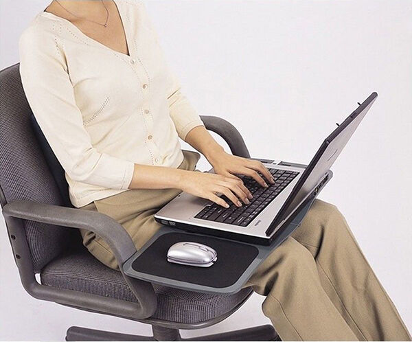 Actto Ergonomic Foldable Laptop Lap Desk