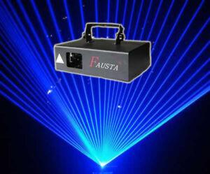 SHINP Blue 500mw 450nm DMX512 Laser Stage Light Lighting For Club DJ Yc.Sl-5B