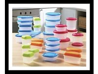 30 piece food storage set
