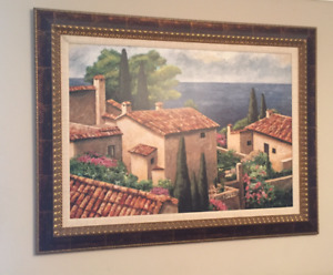 Two Painting Frames