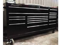 "73"" SNAP ON CLASSIC SERIES TOOL BOX / ROLL CAB KRA2423PC"