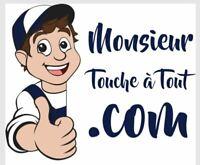 Homme à tout faire , Monsieur Touche à tout .com