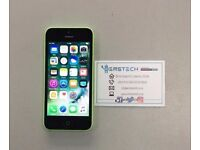 Apple iPhone 5C | 8GB | Unlocked | £95 | Receipt Provided | Green | Free Tempered Glass