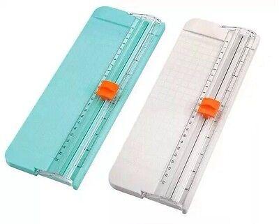 Mini Paper Cutter Paper Trimmer Photo Cutter Photo Trimmer A4 Size