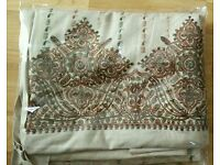 South Asian traditional dress material
