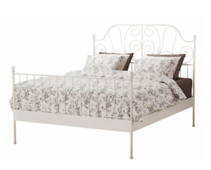 Ikea king bed/delivery available