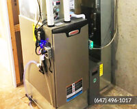HIGH EFFICIENCY Furnaces & AC - Rent to Own