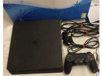 PlayStation 4 500GB Slim Good Condition Fully working