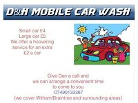 Do you need your car washed?