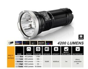 Flashlight LED Fenix LD75C