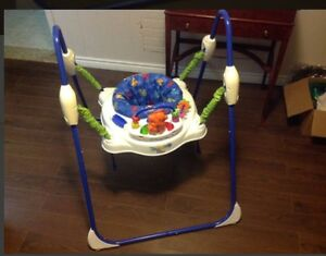 Sautoir Jumperoo Deluxe Fisher Price