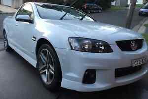 2010 Holden SV6 series II Ute Cronulla Sutherland Area Preview
