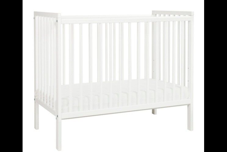 sale retailer 2b39a fe2c7 George Home Rafferty Compact Cot | in Leicester, Leicestershire | Gumtree