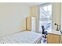 PERFECT 2 BEDROOM FLAT IN BLOOMSBURY AVAILABLE IN AUGUST! PERFECT FOR STUDENTS WILL BE RENTED SOON!