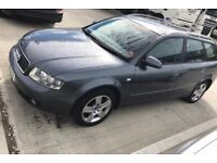 For sale in perfect condition Audi A4 Avant,1.9 tdi