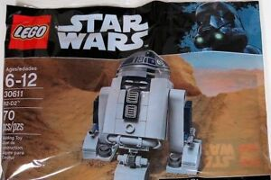 Lego Star Wars R2-D2 Exclusive Polybag