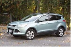 Rims with snow tires for 2013 Escape