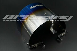 """brad new bpracing Titanizing Air Filter Heat Shield up to 3.5 """""""