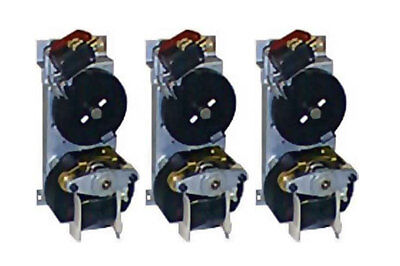 3 - Vendo Black Disk Vending Machine Motors Fits 407450 475 - Free Shipping