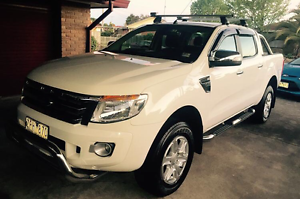 Ford Ranger PX XLT HI-RIDER 6 SPEED MANUAL Morwell Latrobe Valley Preview
