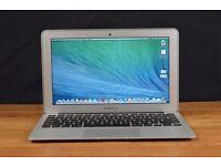 "11"" Apple MacBook Air 1.4Ghz Core 4GB 128SSD Microsoft Office Suite Ableton Live 9 Logic Pro X"